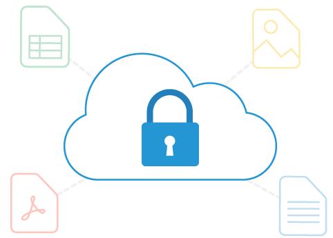 Segurança total dos dados