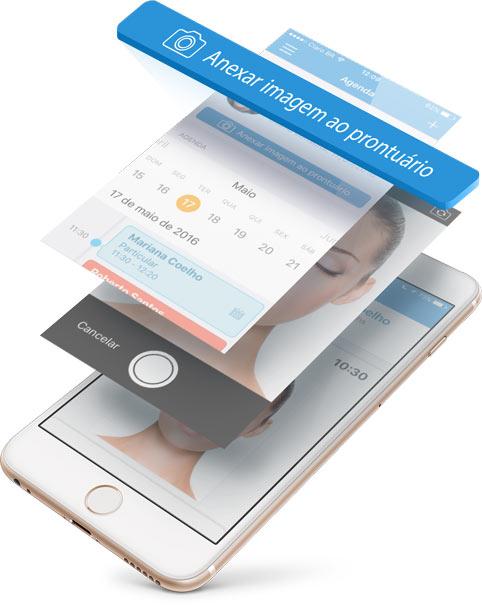 Anexe imagens e arquivos no prontuário eletrônico dos pacientes